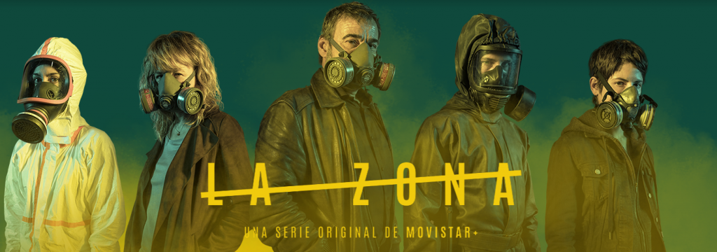 La zona 1x08 Espa&ntildeol Disponible
